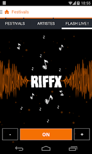 Riffx- screenshot thumbnail