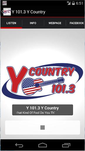Y 101.3 Y Country