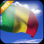3D Mali Flag Live Wallpaper icon