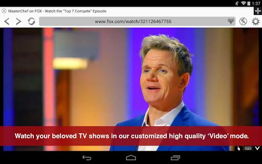 Photon Flash Player & Browser 5.3 screenshots 2