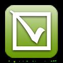 Reverse CheckList icon