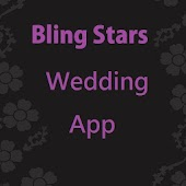 Bling Stars Wedding App