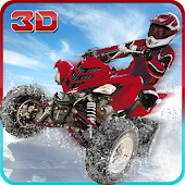 Quad ATV Snow Mobile Rider Sim