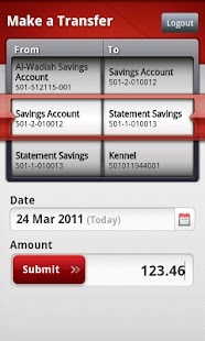 OCBC SG Mobile Banking - screenshot thumbnail