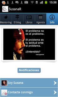 El blog de Susana Rodríguez - screenshot thumbnail