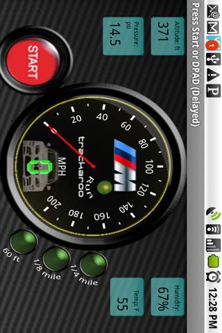 BMW M Speedo Dynomaster Layout - screenshot