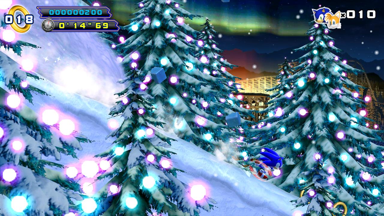 Sonic 4 Episode II THD screenshot #14