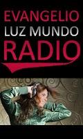 Screenshot of Evangelio Luz Mundo Radio