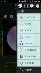 Music Player (Remix) Screenshot 5