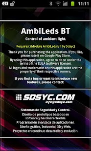 AmbiLeds BT- screenshot thumbnail