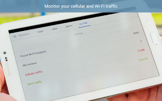 Screenshot of osmino Wi-Fi: free WiFi