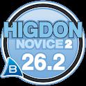 Hal Higdon's Marathon Novice 2 logo