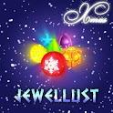 Jewellust Xmas logo