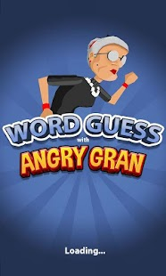 Word Games with Angry Gran - screenshot thumbnail