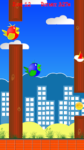 Two fly Birds - flap wings - screenshot thumbnail