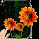 Garden Rain Live Wallpaper