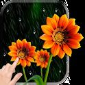 Garden Rain Live Wallpaper icon