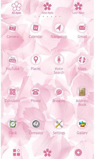 Flower Wallpaper Sheer Sakura 2.0.0 Windows u7528 2