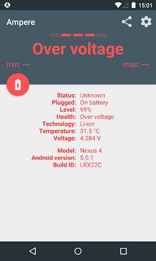 Ampere v3.11 screenshots 6