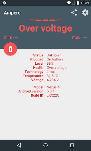 Ampere 3.01 Final (Mod) APK