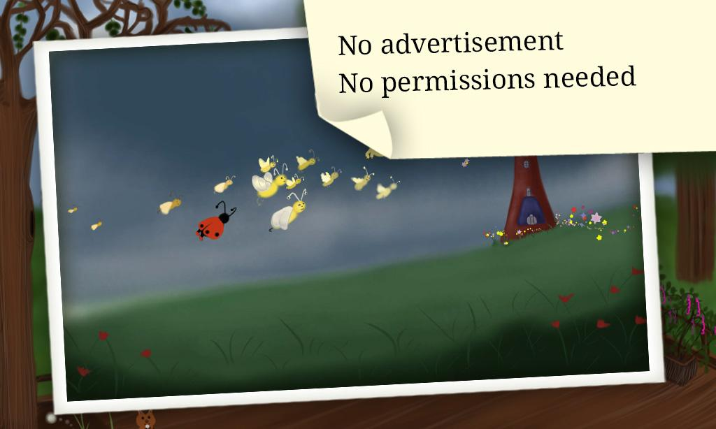 Nini the Ladybird | Kids Book - screenshot