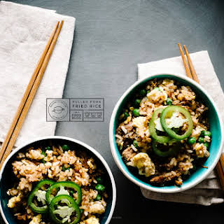 Pulled Pork Fried Rice.