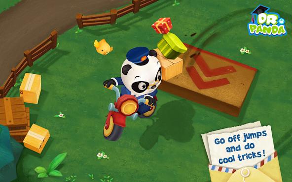 Dr. Panda Mailman v1.3