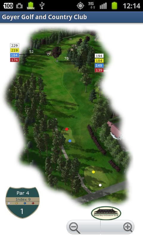 Goyer Golf & Country Club- screenshot