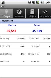 IGI Megatrading - Android app on AppBrain