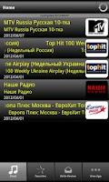 Screenshot of Russia Hits!