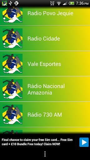 Brazilian Sports Radio