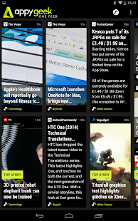 Appy Geek for Tablet- screenshot thumbnail