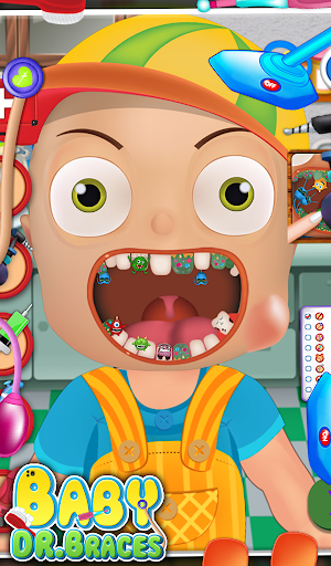 ベビー博士カッコ - 子供のゲーム