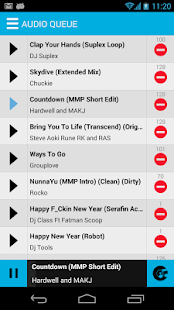 MyMP3Pool- screenshot thumbnail