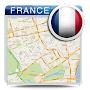 France Offline Map & Weather APK icon