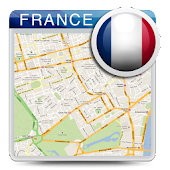 France Offline Map & Weather