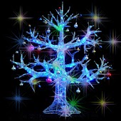 Luminous tree