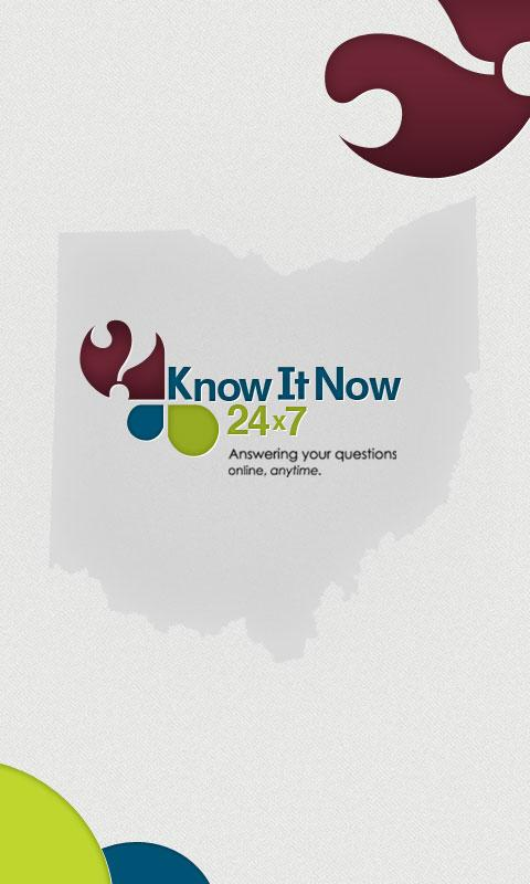 KnowItNow - screenshot