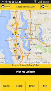 Seattle Yellow Cab- screenshot thumbnail