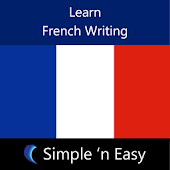 Learn French Writing by WAGmob