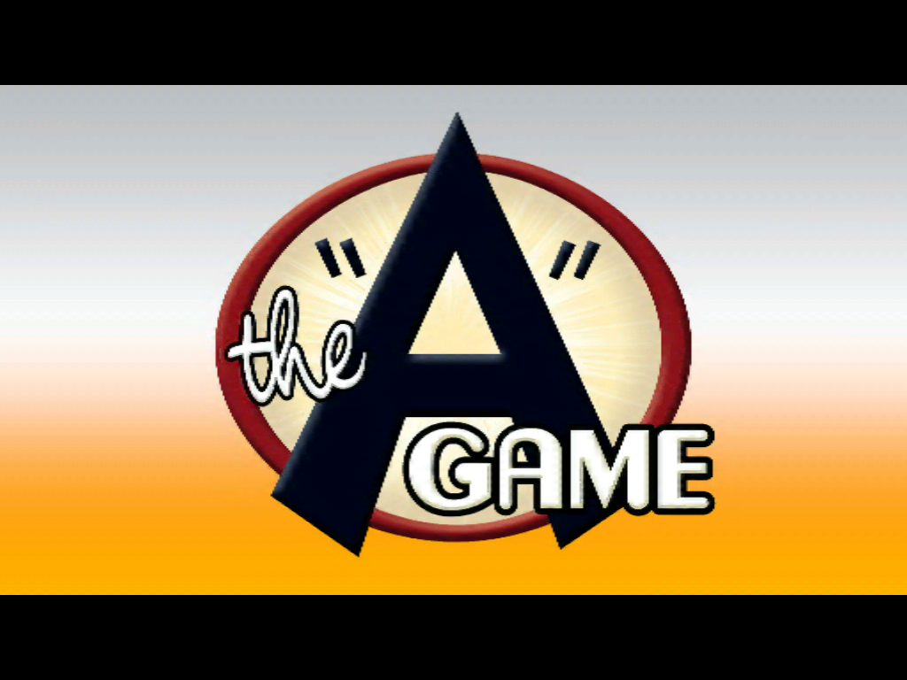 "The ""A"" Game- screenshot"