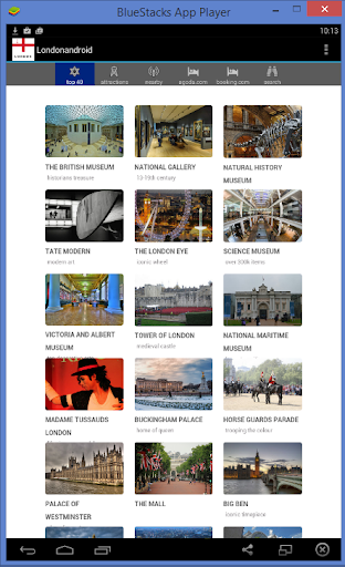 London Travel Guide Tristansof