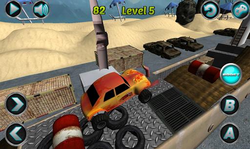 快速的賽車遊戲