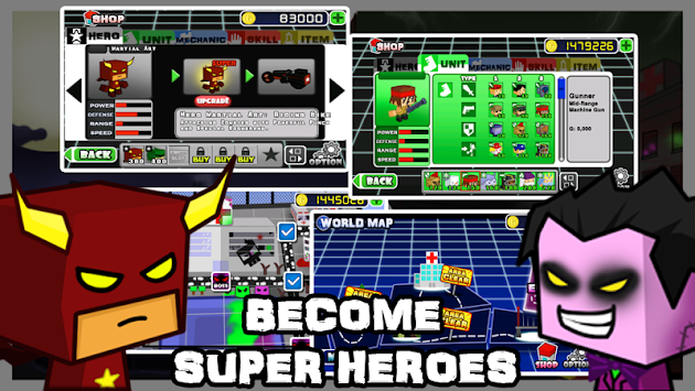 Hero Wars: BEGINS apk screenshot