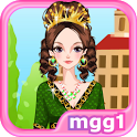 Medieval Gowns Dress Up icon