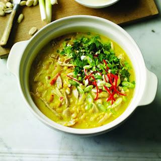 Chicken Mulligatawny Soup.