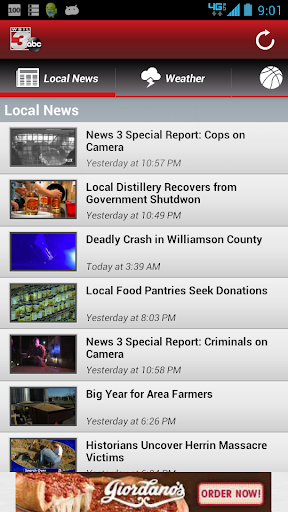 WSIL News 3