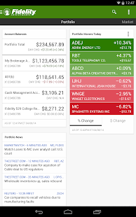Fidelity Investments- screenshot thumbnail