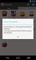 Screenshot of ThemeX - Donate version