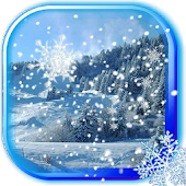 Snow Winter Nature HD LWP
